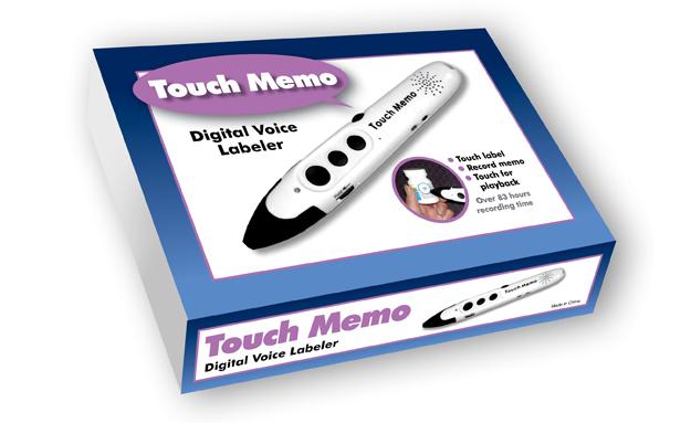 TouchMemo