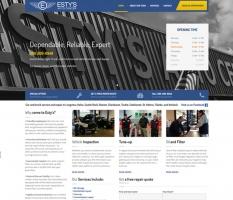 Esty's Auto Center Website